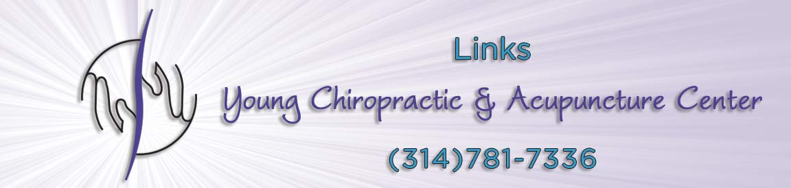 Our Favorite Links at Young Chiropractic & Acupunture